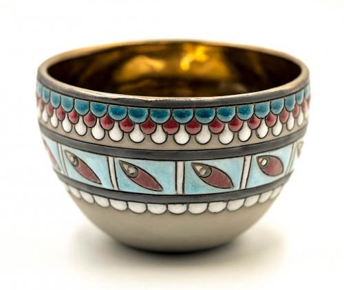 Ornamental Bowl, by Alina Gishyan