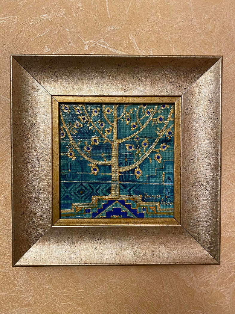 Tree of Life, by Knkush Yesoyan