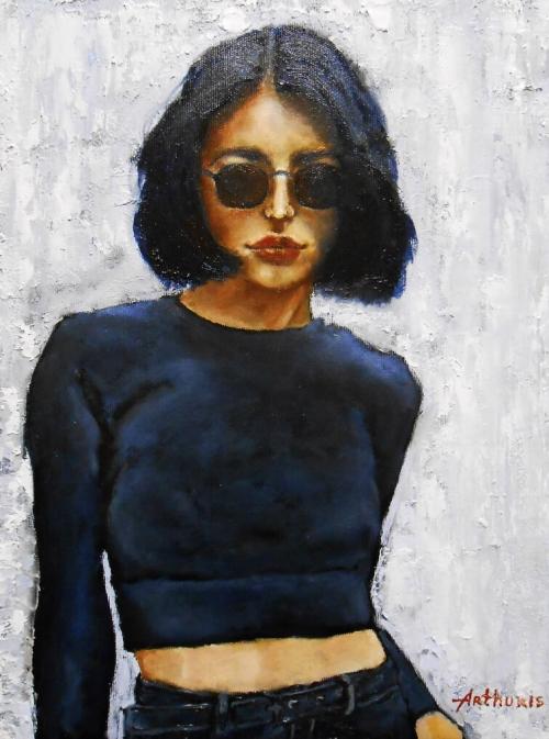 Suth (II), by Artur Isayan